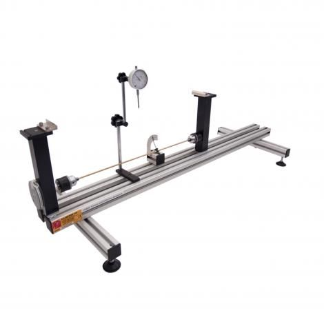 TORSION and DEFLECTION TESTING APPARATUS | PA Hilton