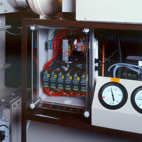AIR CONDITIONING LABORATORY UNIT (415V) with PID CONTROLLER