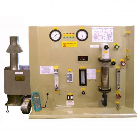 STEAM GENERATOR and SERVICE MODULE